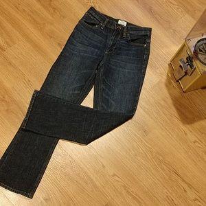 J Crew Billie Demi Boot Cropped Jeans